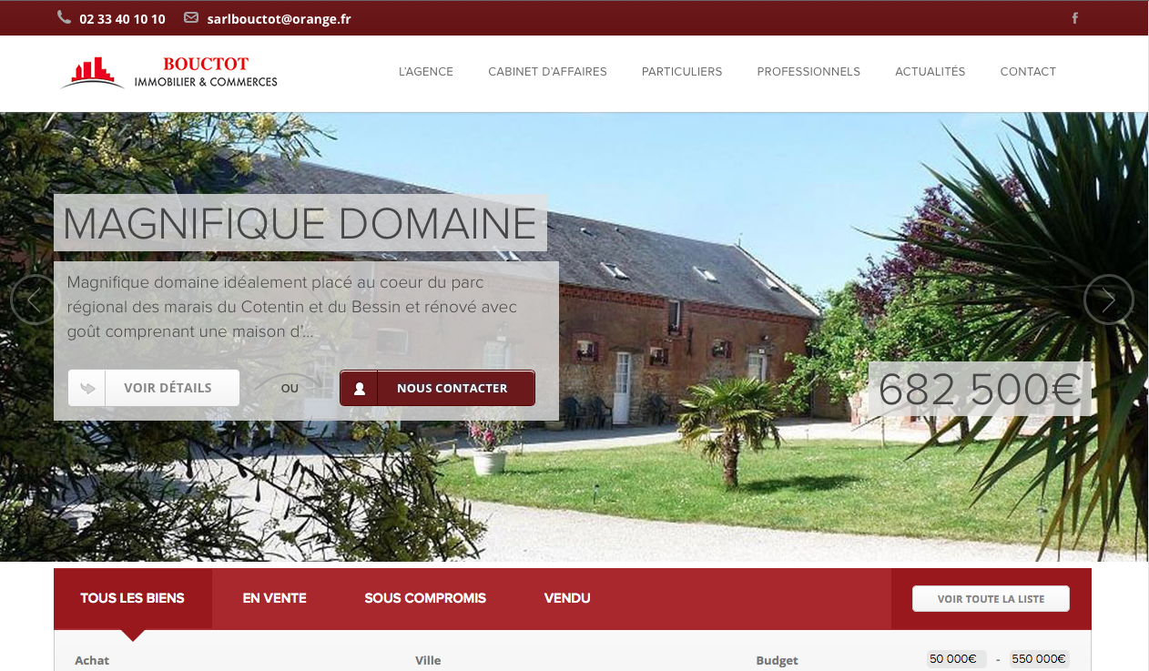 Bouctot Immobilier Cherbourg