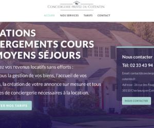 Conciergerie Privée Cotentin.fr