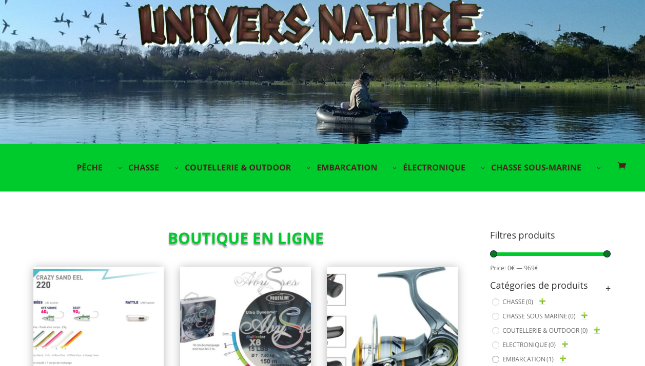 Univers Nature.net