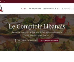 Le Comptoir Libanais-Cherbourg.fr
