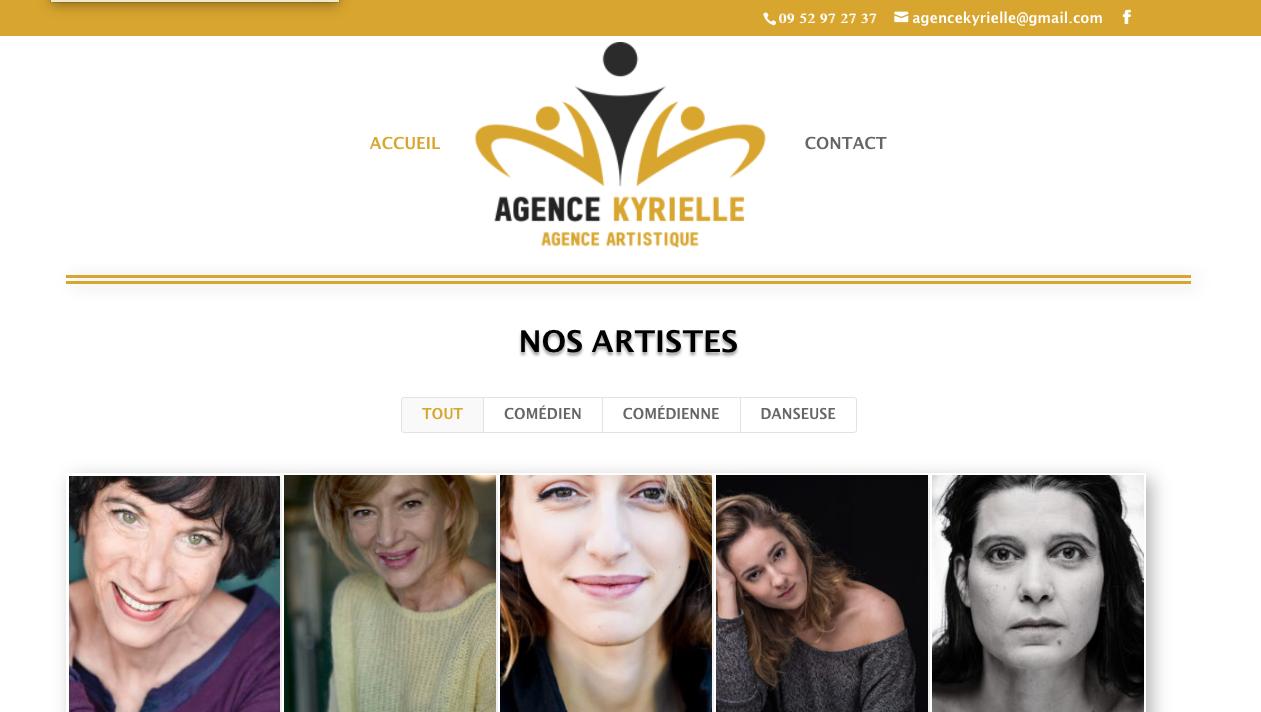 Agence Artistique Kyrielle.com