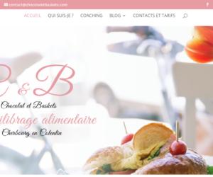 Chocolat et Baskets.com