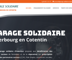 Garage Solidaire Cherbourg.fr