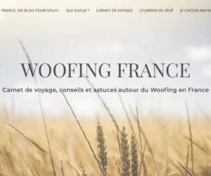 Woofing France.fr