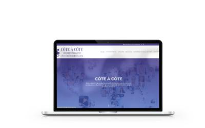 Création du site internet de Côte à Côte Inclusion