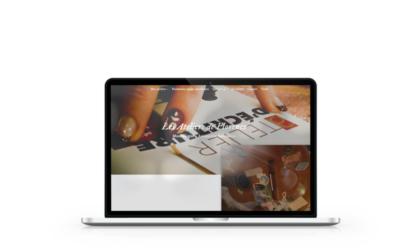 Création du site internet de Florence Nicault