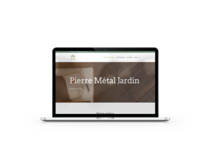 Pierre Métal Jardin.fr