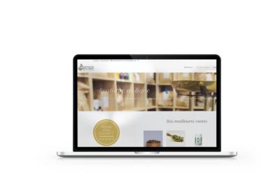 Création de la boutique en ligne de la pharmacie herboristerie de la Marine