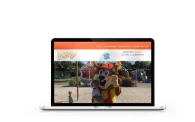 Refonte du site internet du Camping Le Rivage à Quettehou