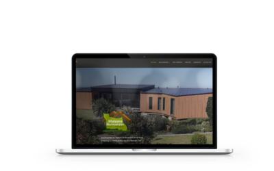 Refonte du site internet des Maisons Normandes