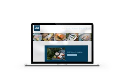 Refonte du site internet de La Pêche au Goût du jour