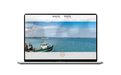 Refonte du site internet de Manche Marée