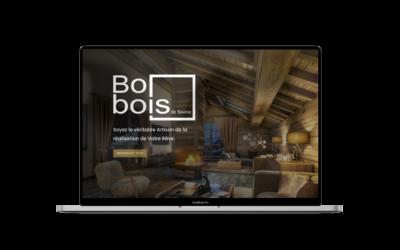 Création du site internet de Bobois de Savoie