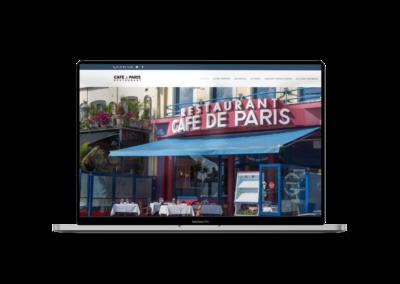 Restaurant Café de Paris.com